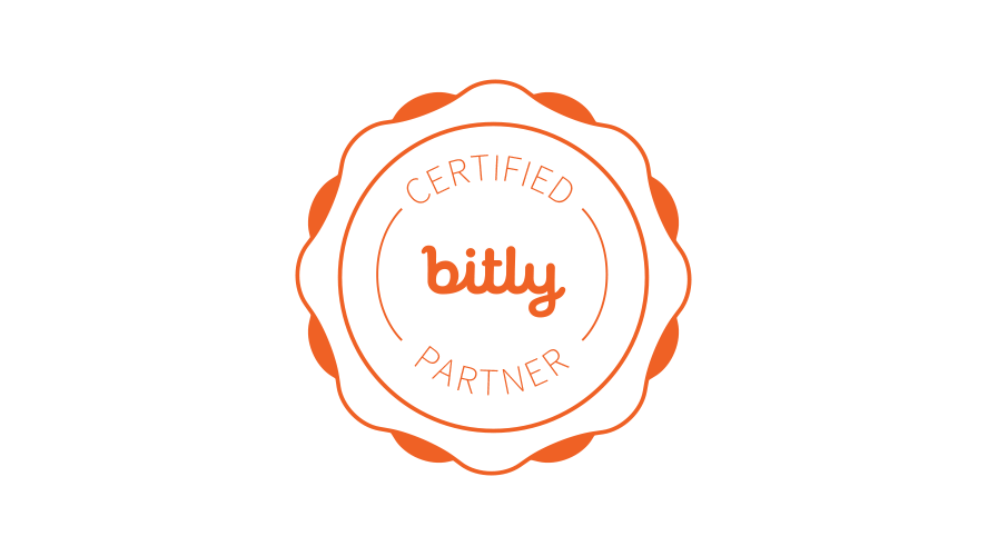 certified bitly partner logo